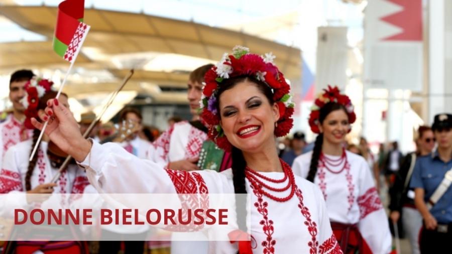 donne bielorusse