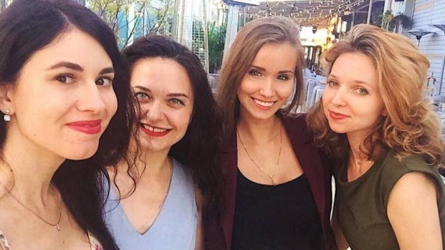 donne russe